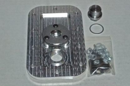 356 Sump Plate w/plug